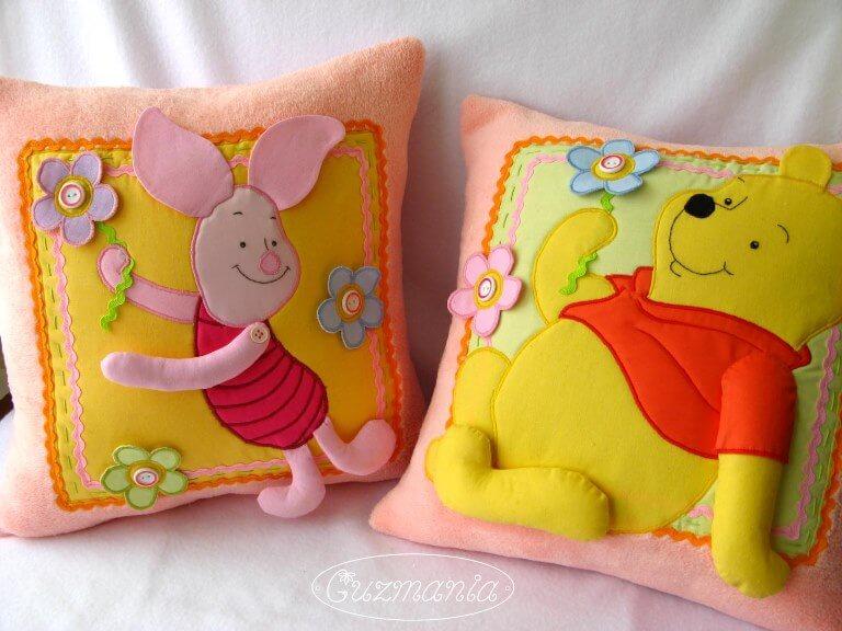 подушки игрушки фото декор