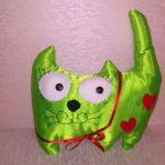 подушки игрушки для детей фото оформления