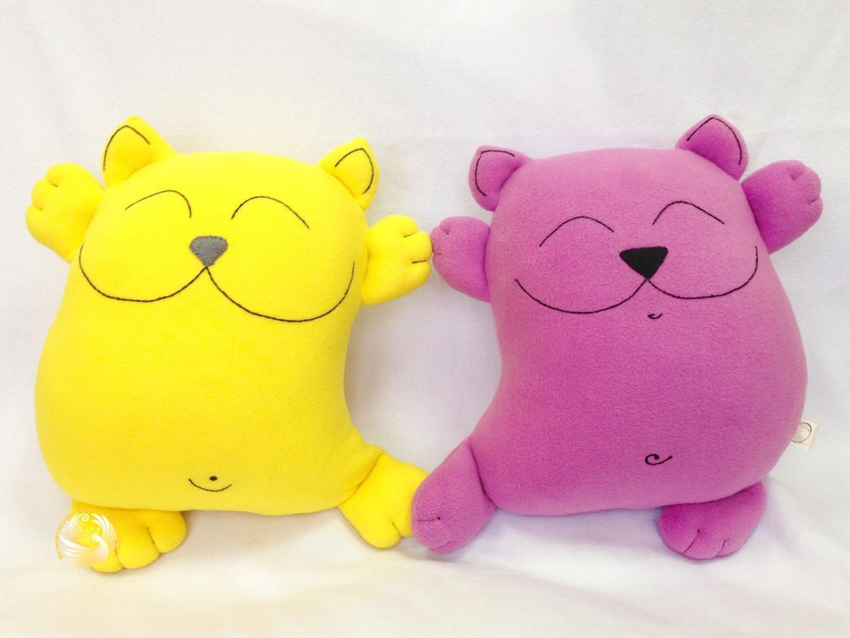 подушки игрушки фото декора