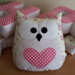 подушки игрушки сова