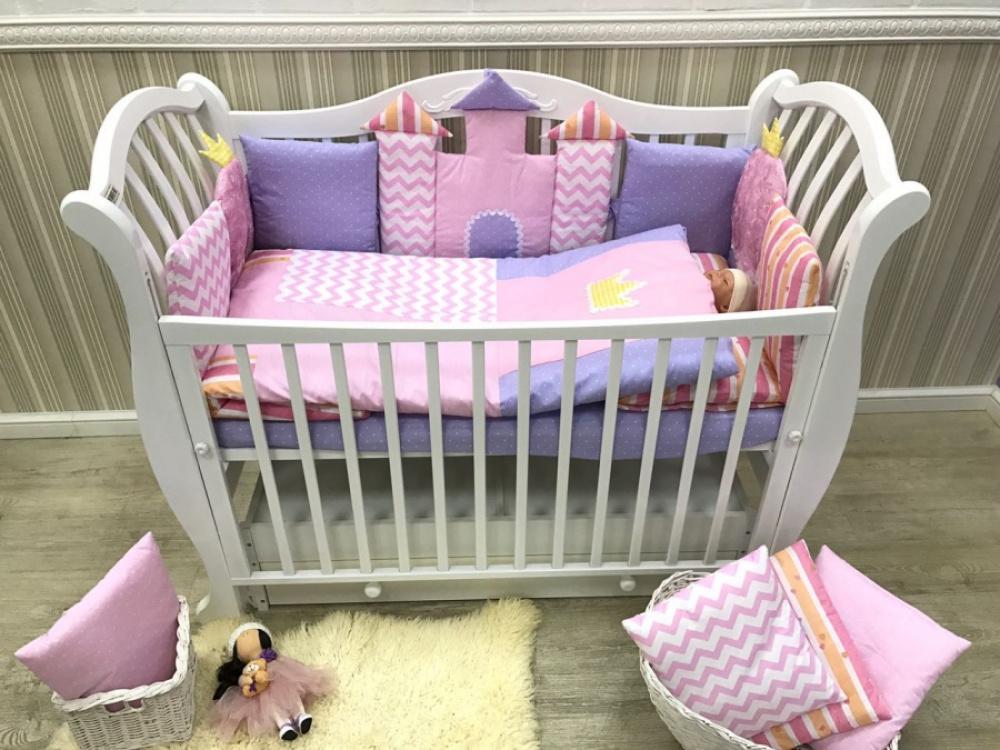 подушки игрушки замок