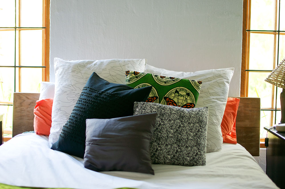 подушки из верблюжьей шерсти фото идеи