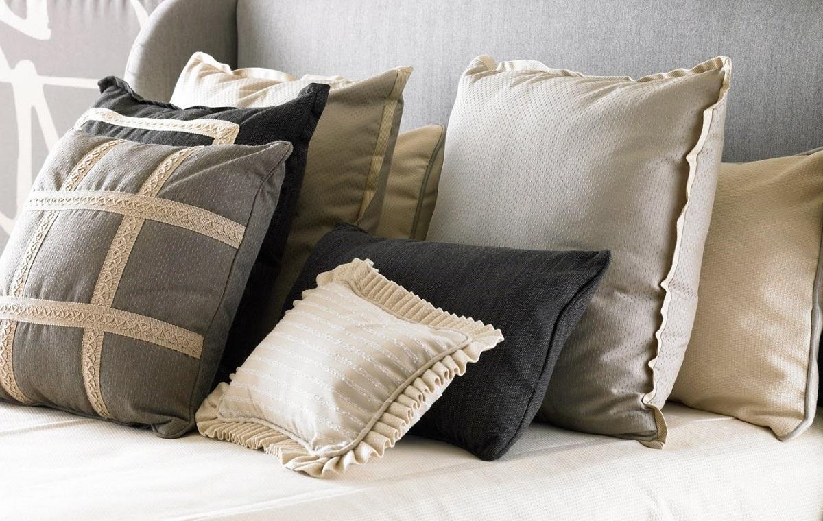 подушки из верблюжьей шерсти виды фото