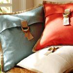 подушки своими руками декор