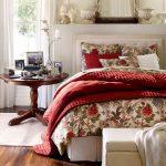 прикроватные классические коврики для спальни идеи декора