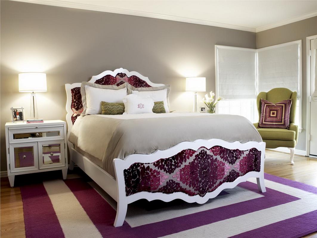прикроватные классические коврики для спальни обзор