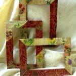 рамка для картины из подручных материалов фото декора