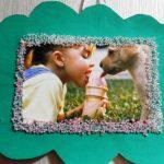 рамка для картины из подручных материалов фото вариантов