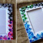 рамка для картины из подручных материалов обзор фото