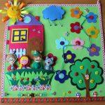 развивающий коврик для детей идеи декора
