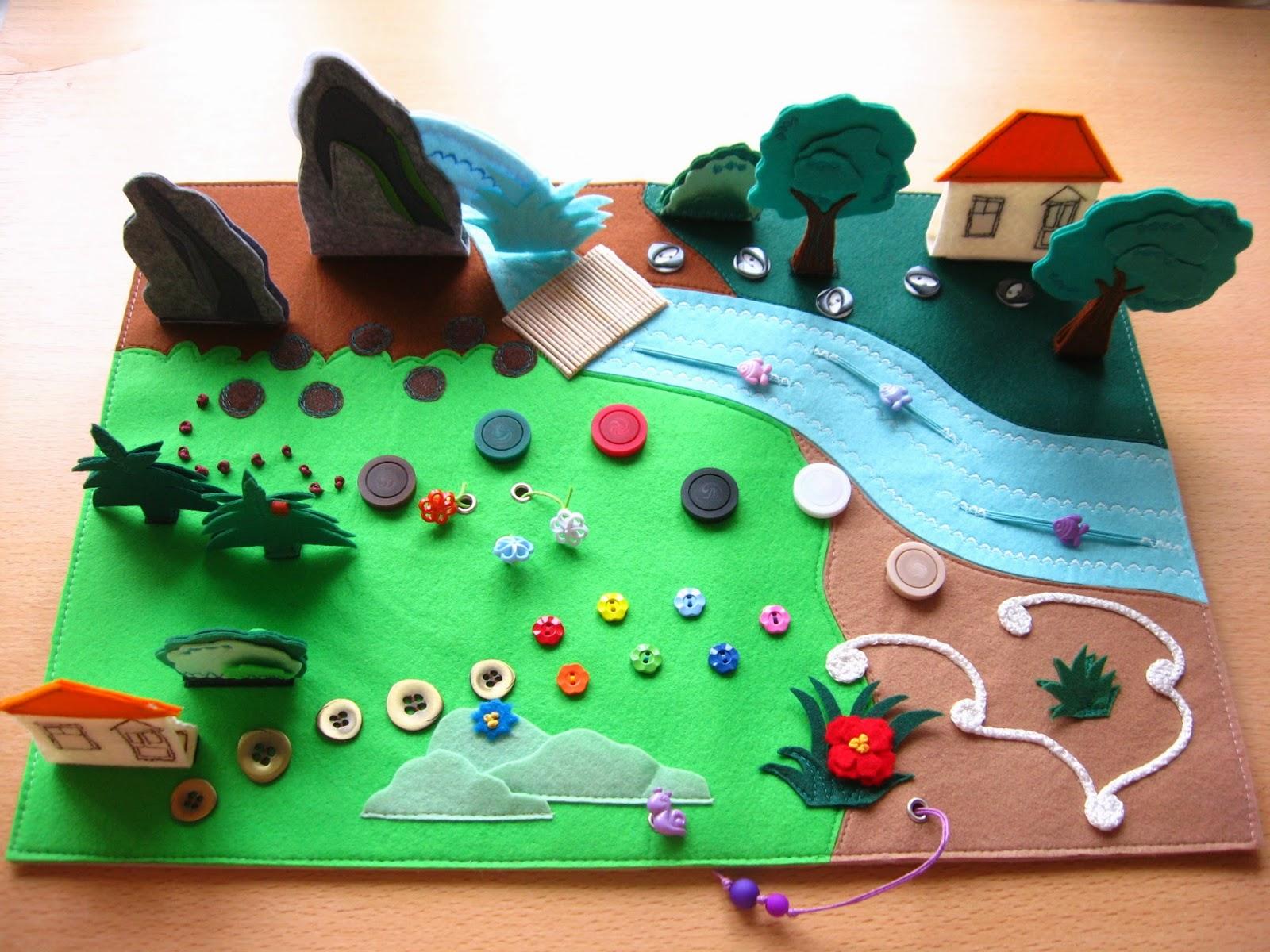 развивающий коврик для детей идеи дизайна