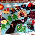 развивающий коврик для детей идеи оформление