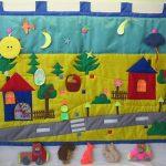 развивающий коврик для детей идеи виды
