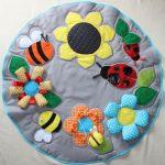 развивающий коврик для детей своими руками варианты идеи