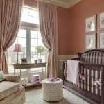 шторы в детскую комнату для девочки фото виды