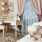 шторы в детскую комнату для девочки идеи декор