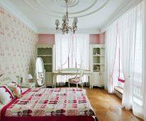шторы в детскую комнату для девочки идеи обзоры