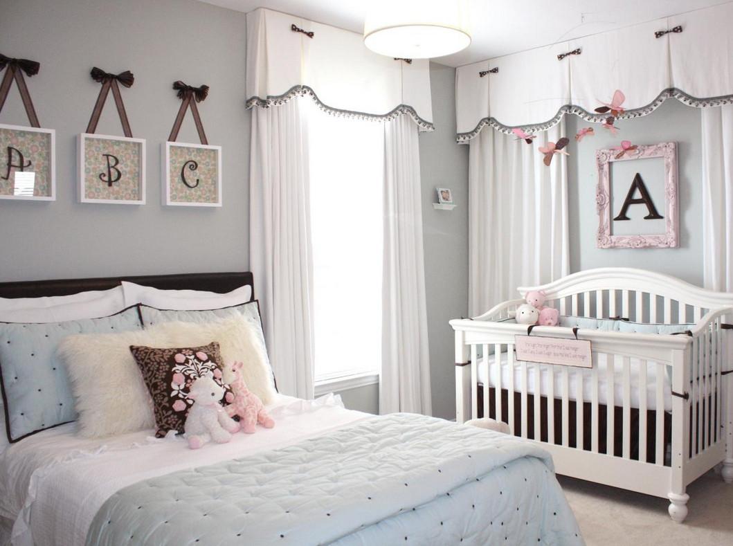 шторы в детскую комнату для девочки виды идеи