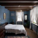 серые шторы фото декор