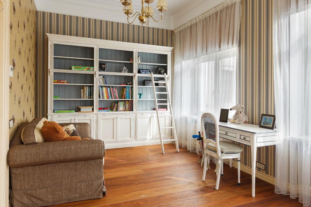 шторы в детскую комнату для мальчика декор идеи