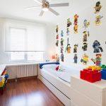 шторы в детскую комнату для мальчика фото оформления