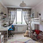 шторы в детскую комнату для мальчика оформление идеи