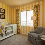 желтые шторы фото дизайна