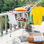 сушилка для белья на балкон дизайн идеи