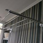 сушилка для белья на балкон идеи фото