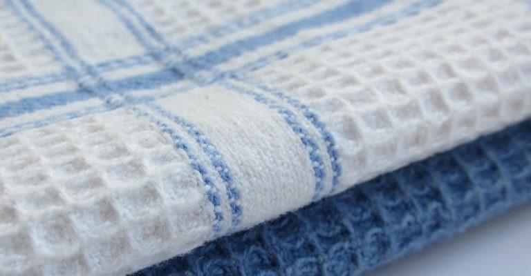 вафельные полотенца