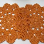 вязаные накрахмаленные салфетки фото виды