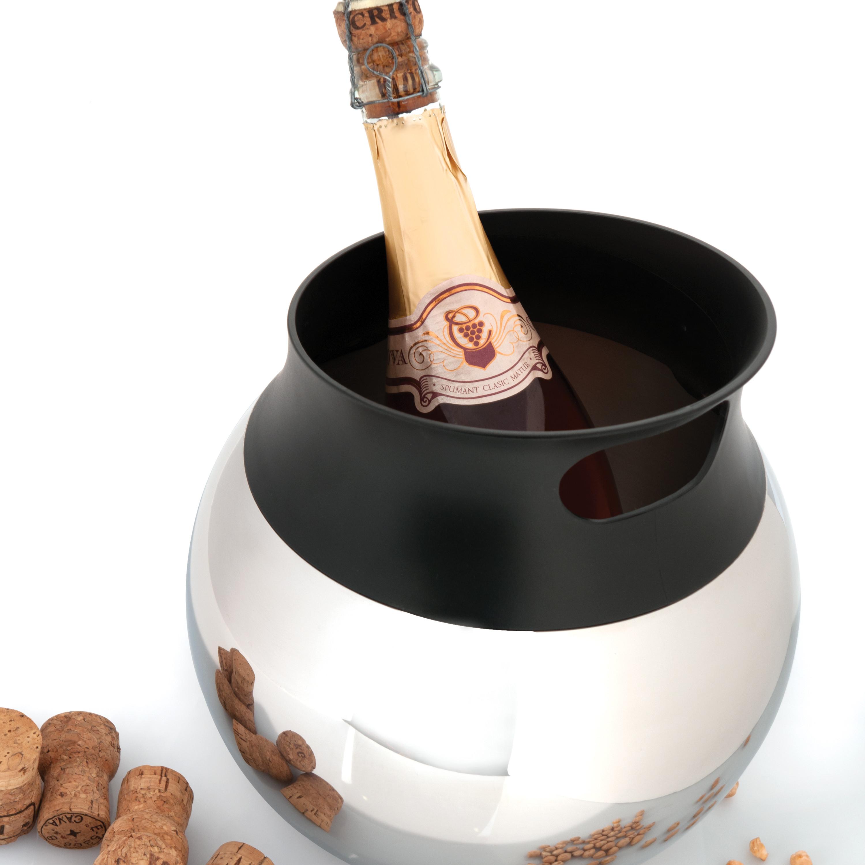 оригинальное ведерко для шампанского