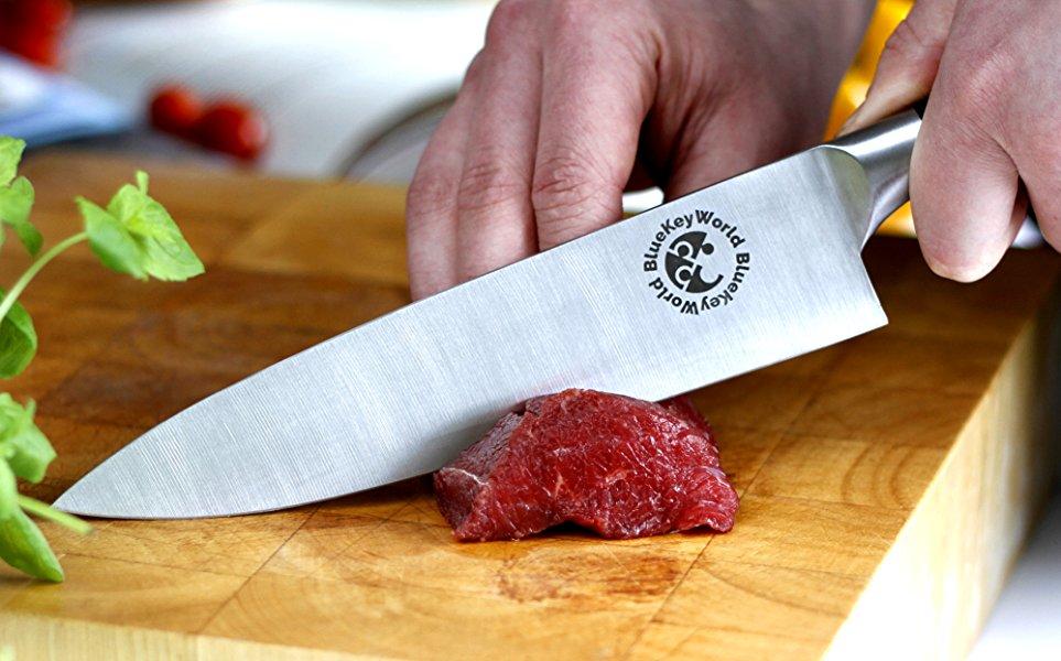 качественный шеф нож