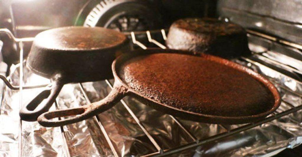обжиг в духовке