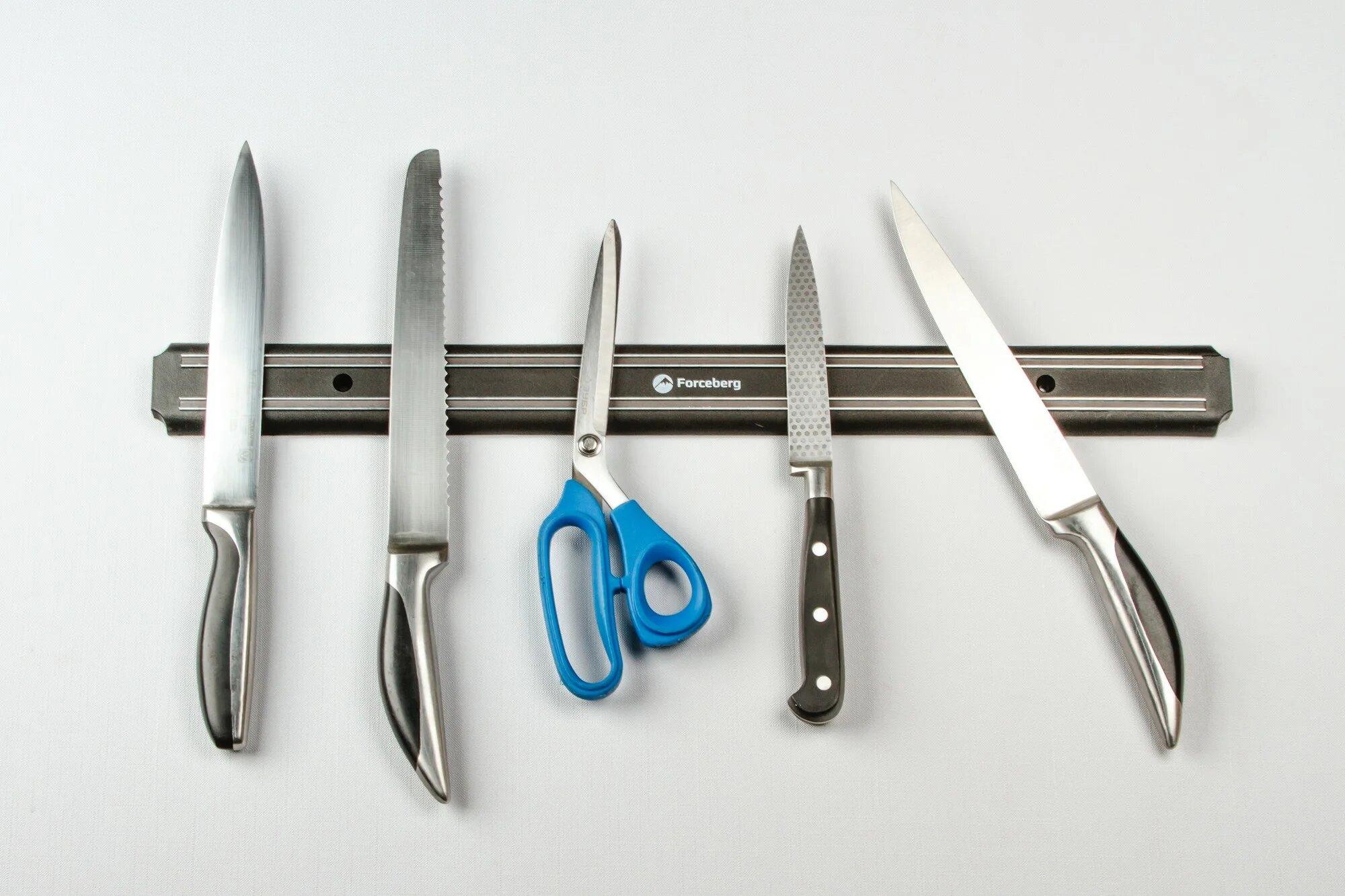 Фото магнита для ножей