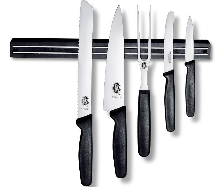 магнит для ножей на кухне