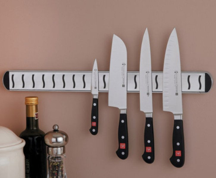 магнитная полка для ножей