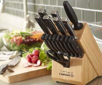 подставка с ножами Luminarc