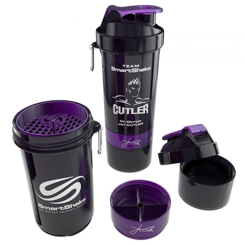 черно фиолетовый шейкер