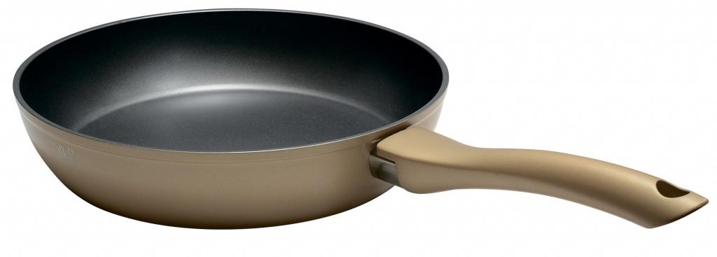 сковорода из кованого алюминия