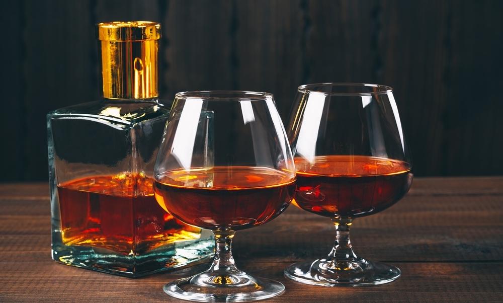 алкоголь коньяк