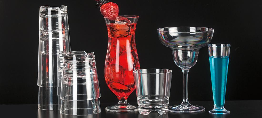 дизайн барной посуды