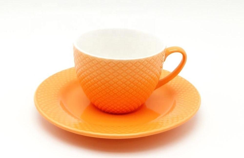 блюдце под чашку