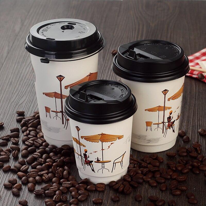 стаканы для кофе на вынос