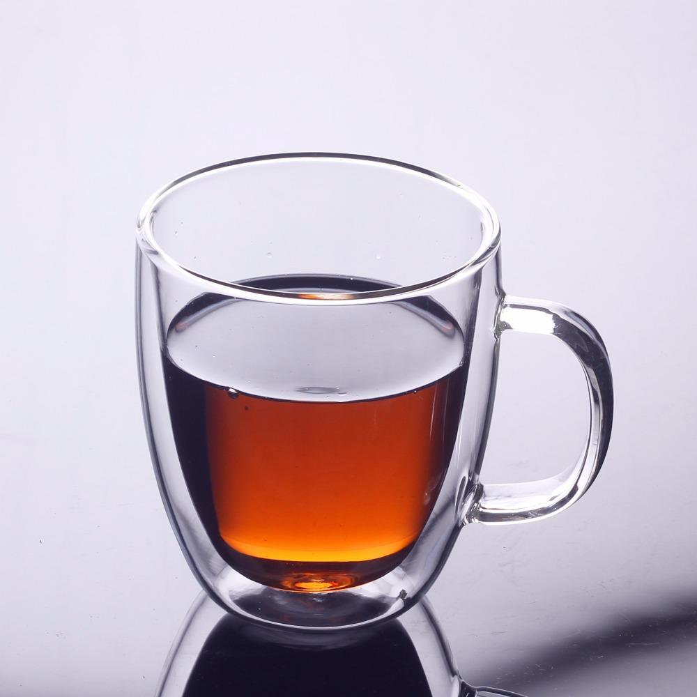 чашка с двойными стенками