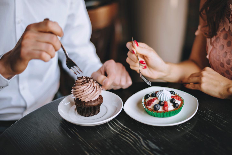 как есть десерты
