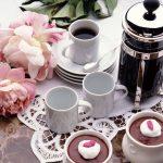 красивая сервировка стола идеи декор