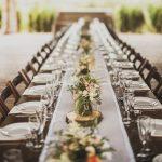 красивая сервировка стола фото вариантов