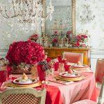 красивая сервировка стола виды дизайна