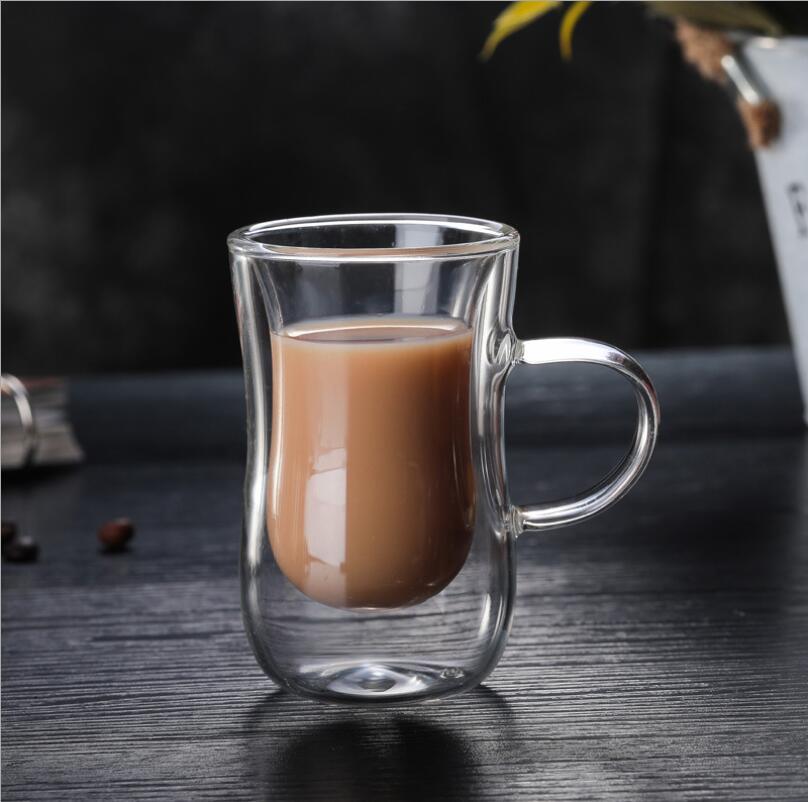 кружка для кофе с двойными стенками
